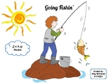 Going Fishin' - /f,v,k,g/ Packet