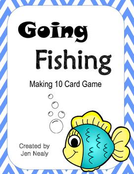 "Going Fishing ""Making Ten"" Cards"