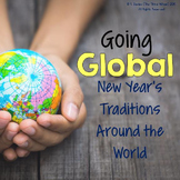 New Year Traditions Cut-and-Paste Book