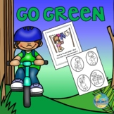 Go Green in Preschool