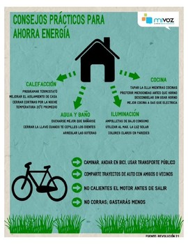 Going Green - infographics