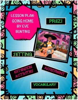 Going Home Lesson Plan and Prezi
