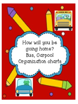 Going Home Organizer