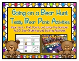 Going On A Bear Hunt Teddy Bear Picnic Activities