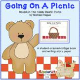Going On A Picnic - A Teddy Bear Companion Book