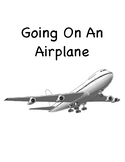 Going On An Airplane Social Story (Autism, Social Skills,