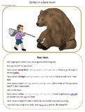 Going On a Bear Hunt Printable