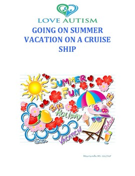 Going On a Summer Vacation - Ship