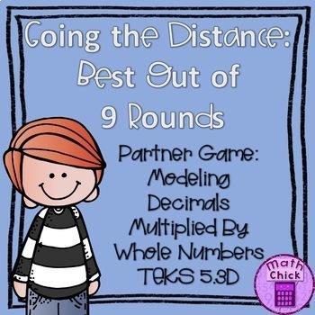 Going The Distance: Best out of 9  TEK 5.3D Multiplying De