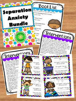 Separation Anxiety Solver Bundle