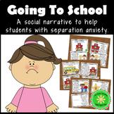 Separation Anxiety Social Narrative Story