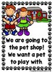 Going To The Pet Shop (A Sight Word Reader)
