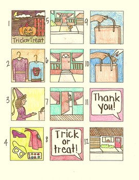 Going Trick or Treating