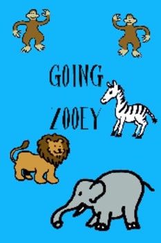 Going Zooey - making a picture about Animals