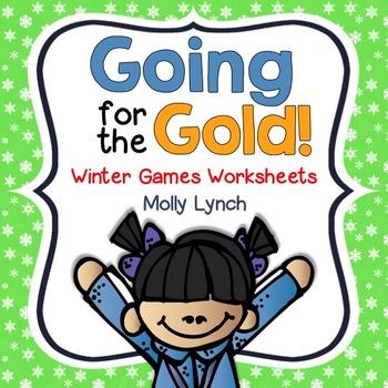 Winter Games {FREEBIE}