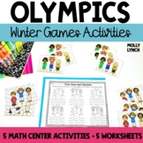 Winter Olympics Unit {Math}
