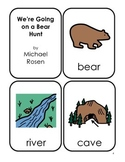 """""""Going on a Bear Hunt"""" Pre-school Unit- General & Special"""