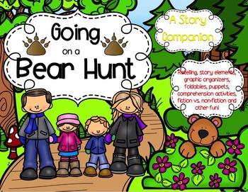 Going on a Bear Hunt (Story Companion)