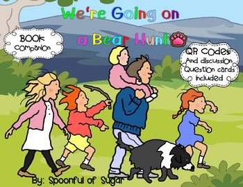 We're Going on a Bear Hunt (Story Companion)