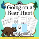 Going on a Bear Hunt Story Companion Pack for ELLs