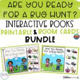 Going on a Bug Hunt Interactive Books BUNDLE | Printable a