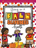 Going on a Fall Scavenger Hunt  {Ladybug Learning Projects