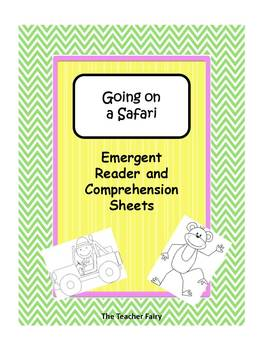 Going on a Safari- Emergent Reader