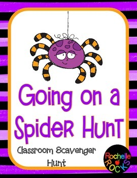 Going on a Spider Hunt