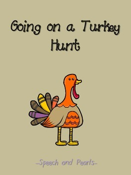 Going on a Turkey Hunt-Book