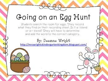 Going on an Egg Hunt