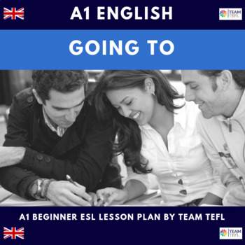 Going to A1 Beginner Lesson Plan For ESL