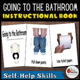 Going to Bathroom Book