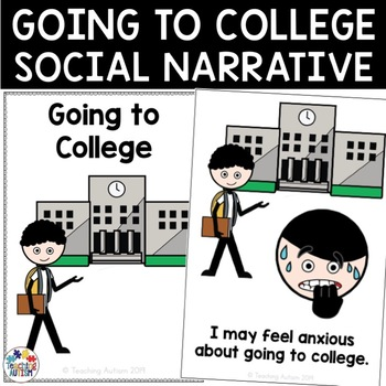 Going to College Social Narrative