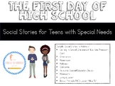 Going to High School Social Stories for Teens with Special