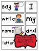 Going to Kindergarten Emergent Reader and Digital Big Book for PreK and K