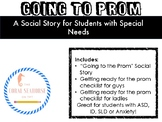 Going to Prom: Social Story and Checklist for Getting Ready