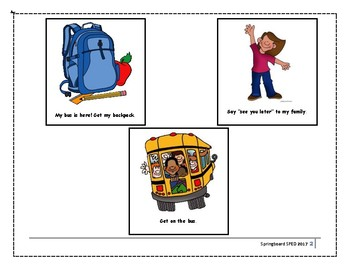 Going to School: A Social Story