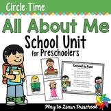 School Circle Time Unit