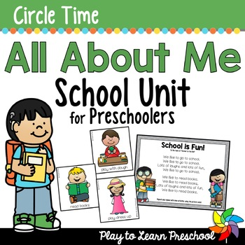 School Circle Time Unit