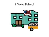 Going to School Social Story