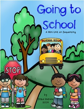 Going to School - a Sequence Unit