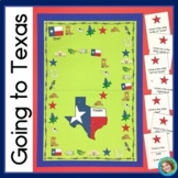 Going to Texas Game: History, Geography and Symbols of the