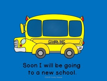 Going to a New School: A social story