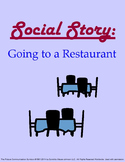 Social Story: Going to a Restaurant