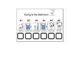 Going to the Bathroom Task Analysis (For male students)