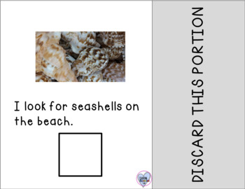 Going to the Beach - ADAPTED BOOK