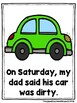 Going to the Car Wash  (A Sight Word Emergent Reader and Teacher Lap Book)