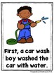 Going to the Car Wash  (A Sight Word Emergent Reader)