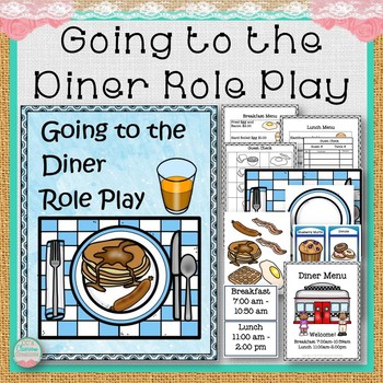 Going to the Diner Role Play