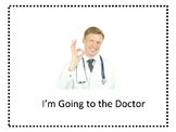 Social Story for Going to the Doctor - Community Based Instruction Lesson